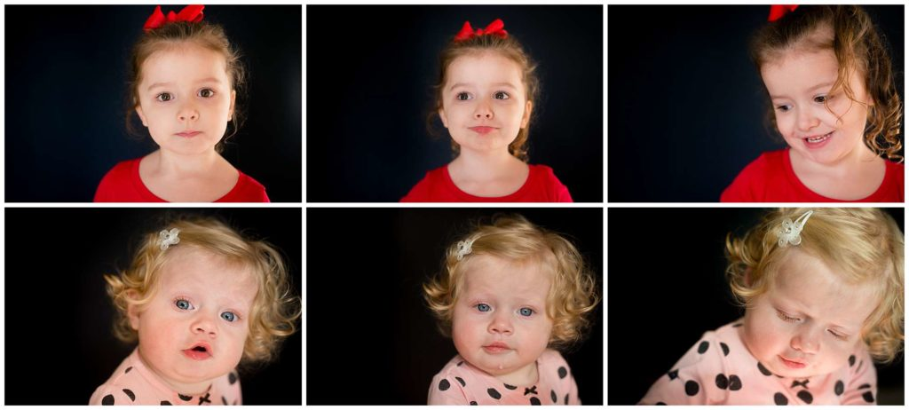 Fine art school portraits