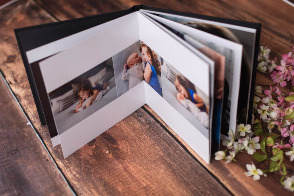 albums made from photo session