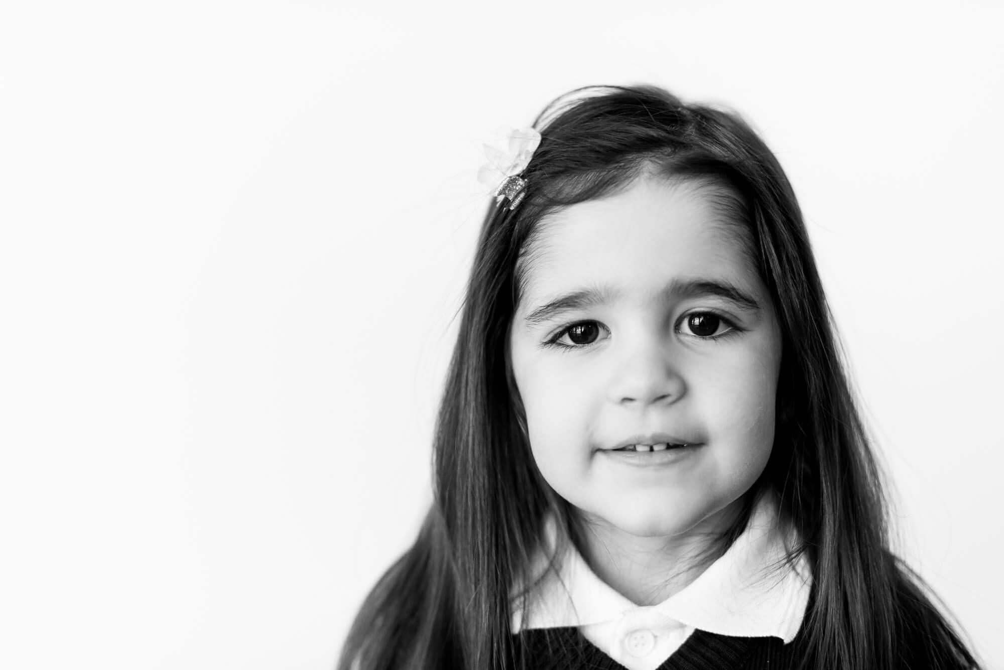 girl in boutique school photography in vancouver