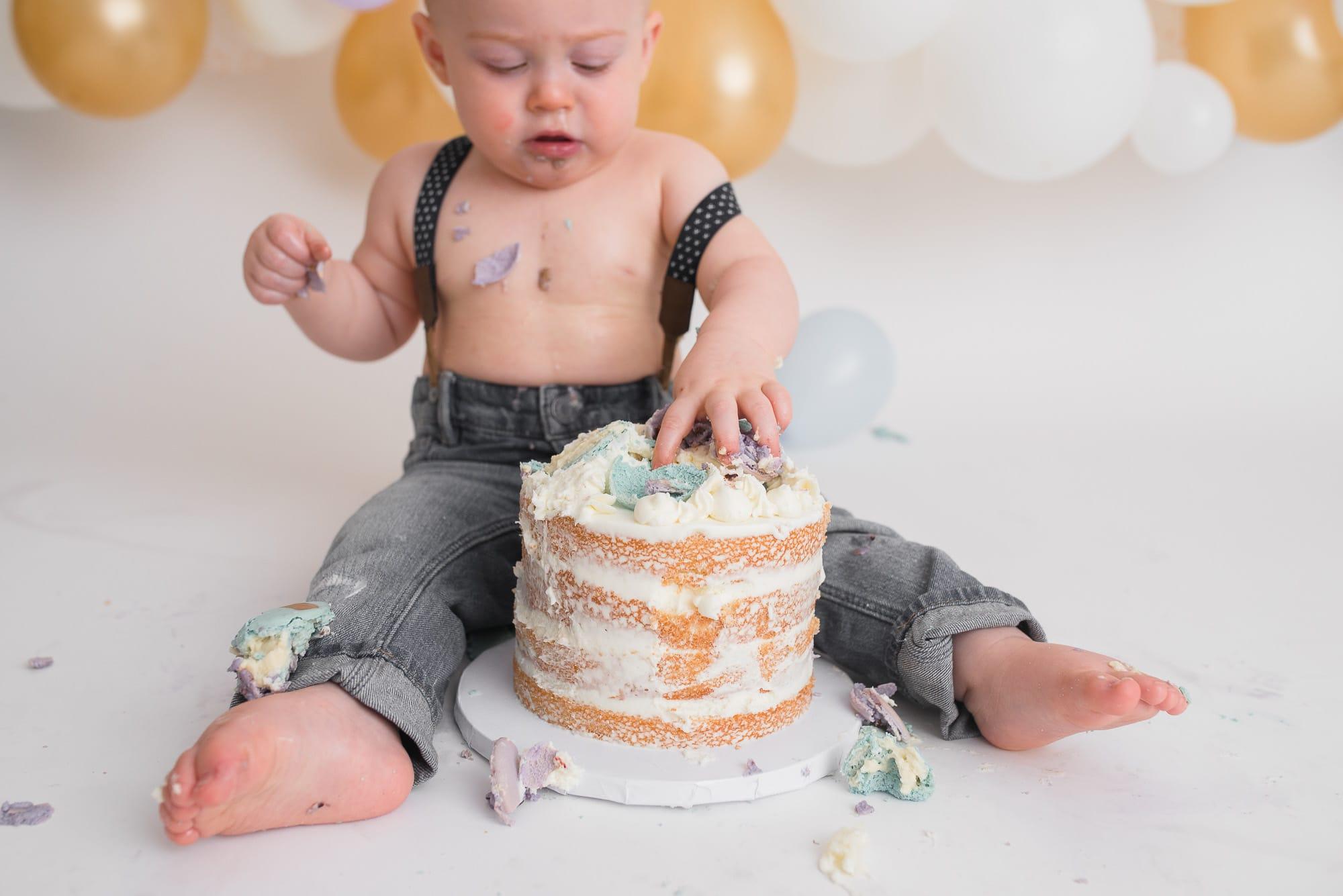 Port Coquitlam cake smash