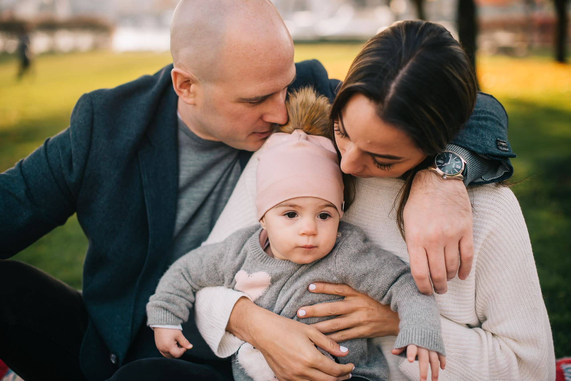 Fun session with Vancouver Family Photographer