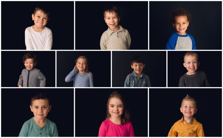 What to wear for your modern school photos